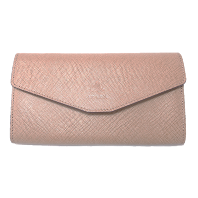 Large wallet Beige